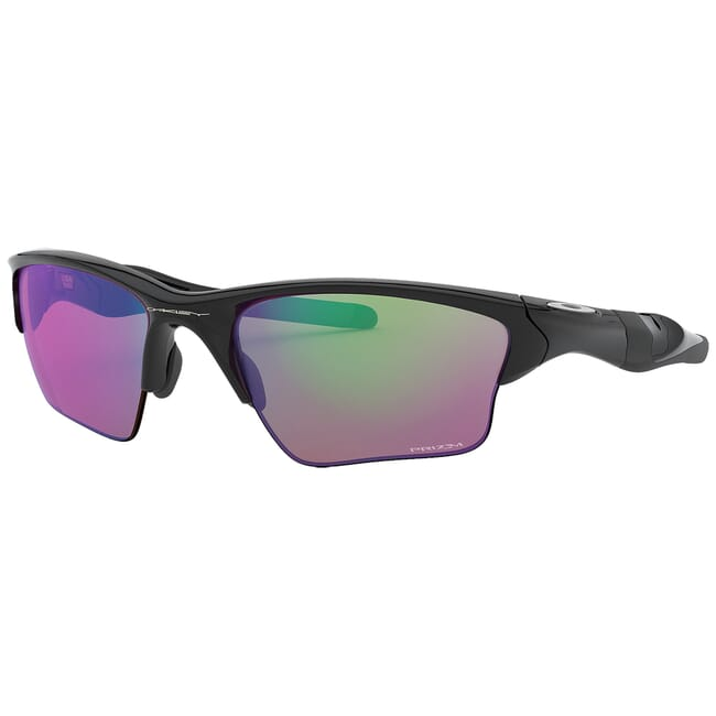 Oakley Half Jacket XL 20 Polished Black w/PRIZM Golf Lenses OO9154-49
