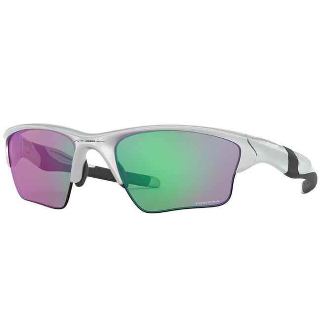 Oakley Half Jacket 20 XL Silver w/PRIZM Golf Lenses OO9154-6062