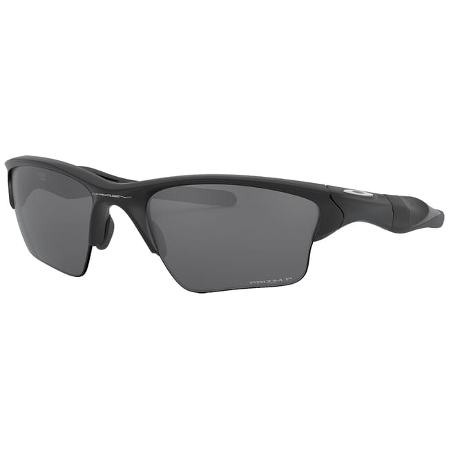 Oakley Half Jacket 20 XL Matte Black w/PRIZM Black Polarized Lenses OO9154-6562