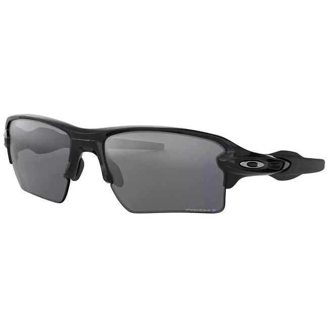 Oakley Flak 20 XL Matte Black w/PRIZM Black Polarized Lenses OO9188-9659