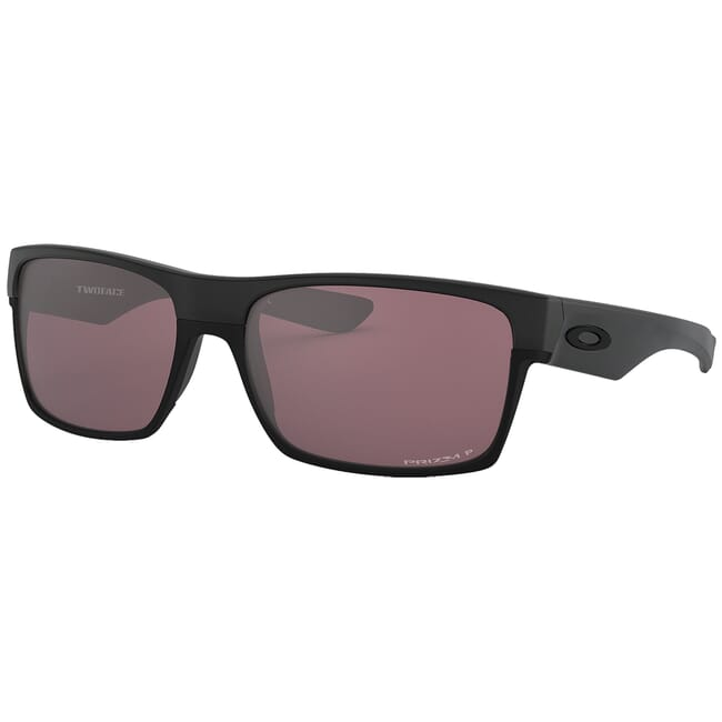 Oakley Two Face Covert Matte Black w/PRIZM Daily Polarized Lenses OO9189-26