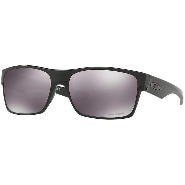 Oakley Two Face Polished Black w/PRIZM Black Lenses OO9189-3760