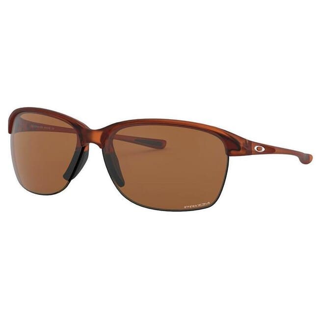 Oakley Unstoppable Rose Gold Fade w/PRIZM Tungsten Lenses OO9191-2065