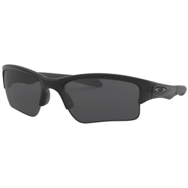 Oakley SI Quarter Jacket Matte Black w/Grey Lenses OO9200-06