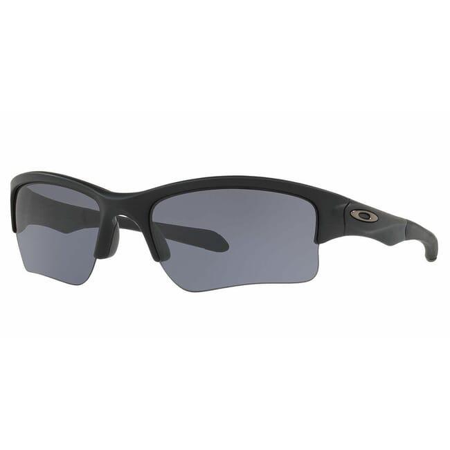 Oakley SI Quarter Jacket Matte Black w/Grey Polarized Lenses OO9200-07
