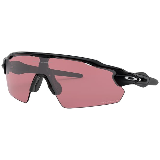 Oakley Radar EV Pitch Polished Black w/PRIZM Dark Golf Lenses OO9211-1838