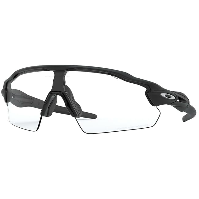 Oakley Radar EV Pitch Matte Black w/Clear-Black Photo Lenses OO9211-2038