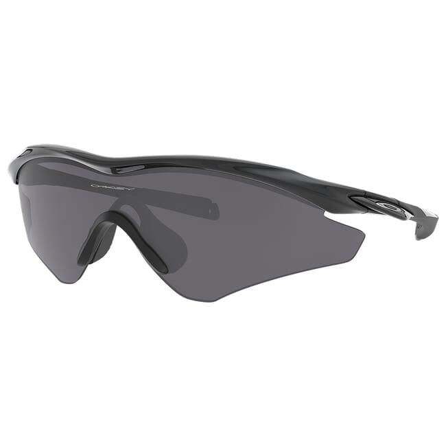 Oakley M2 Frame Polished Black w/Black Iridium Lenses OO9212-01