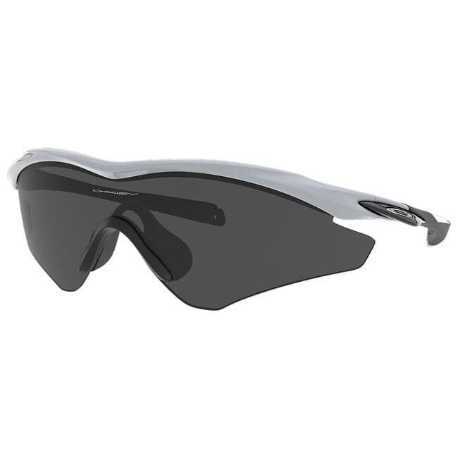 Oakley M2 Frame Polished Fog w/Grey Lenses OO9212-03