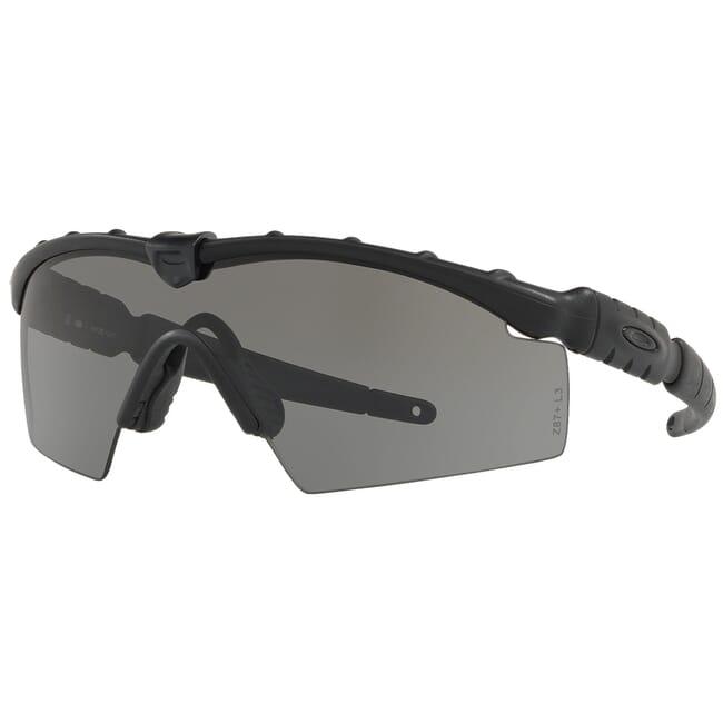 Oakley Industrial M Frame 2.0 Matte Black w/Grey Lenses OO9213-03
