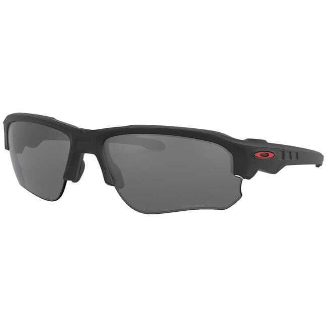 Oakley SI Speed Jacket Matte Black w/Black Iridium Polarized Lenses OO9228-06