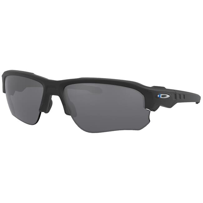 Oakley SI Speed Jacket Thin Blue line w/Black Iridium Lenses OO9228-10