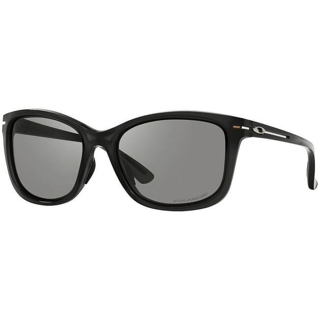 Oakley Drop In Polished Black w/Grey Gradient Polarized Lenses OO9232-01