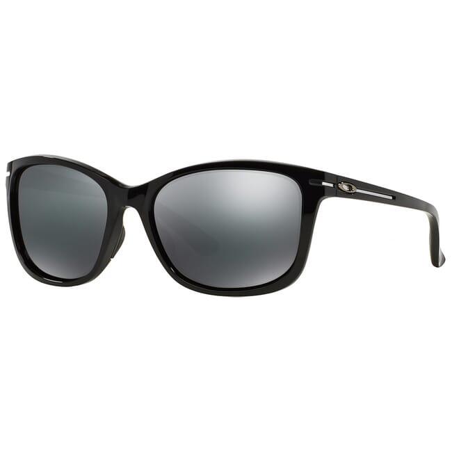 Oakley Drop In Polished Black w/Black Iridium Lenses OO9232-02