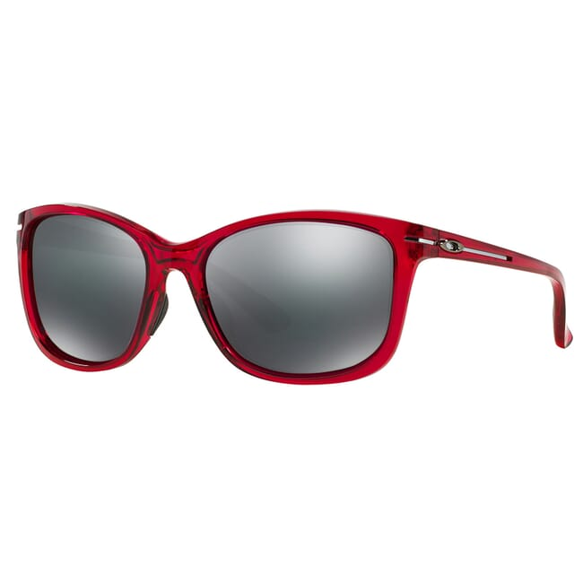 Oakley Drop In Crystal Raspberry Rose w/Black Iridium Lenses OO9232-08