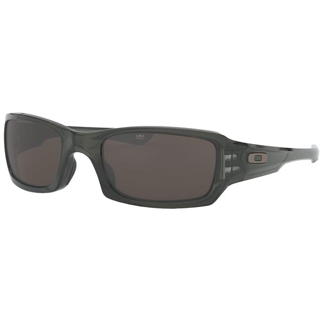 Oakley Fives Squared Grey Smoke w/Warm Grey Lenses OO9238-05