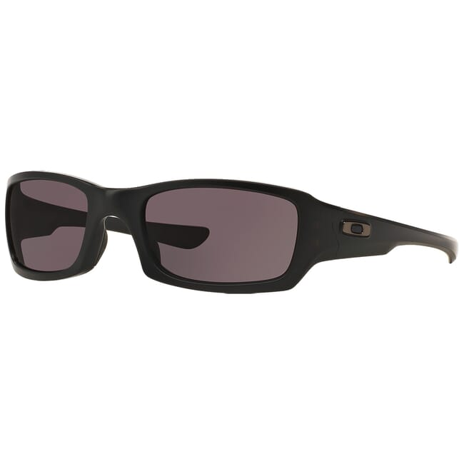 Oakley SI Fives Squared Matte Black w/Warm Grey Lenses OO9238-10