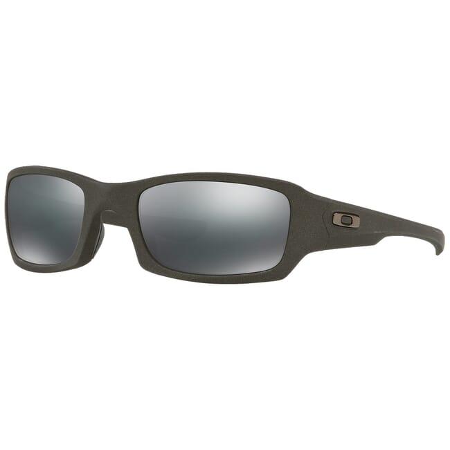 Oakley SI Fives Squared Cerakote Cobalt w/Black Iridium Lenses OO9238-2254