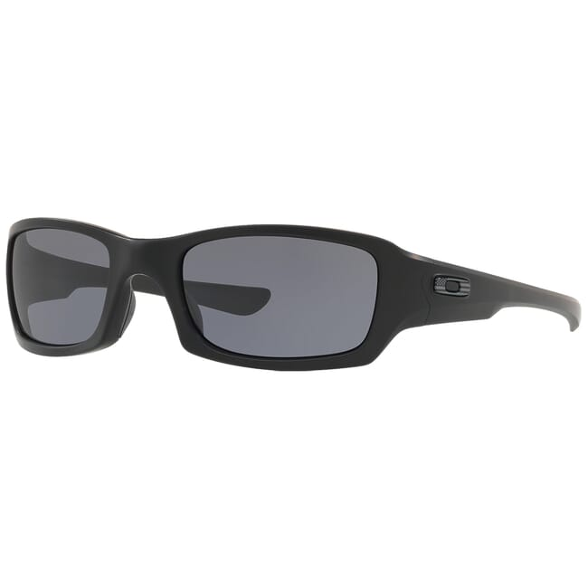 Oakley SI Fives Squared Tonal USA Matte Black w/Grey Lenses OO9238-3354