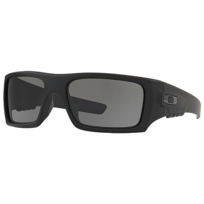 Oakley SI Det Cord Matte Black w/ Tonal Flag Grey Lenses OO9253-10