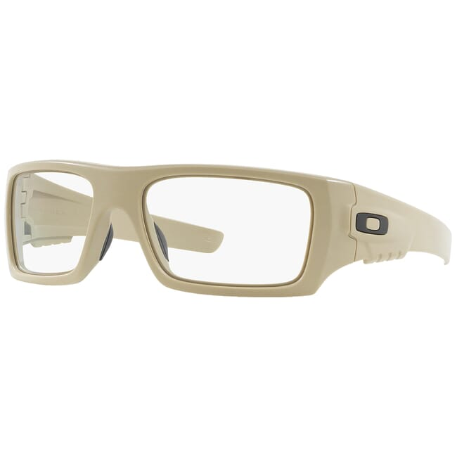 Oakley SI Ballistic Det Cord Desert Tan w/Clear Lenses OO9253-1761