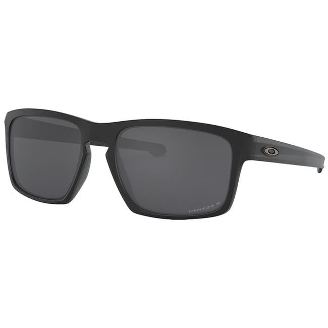 Oakley Sliver Matte Black w/PRIZM Black Polarized Lenses OO9262-4457