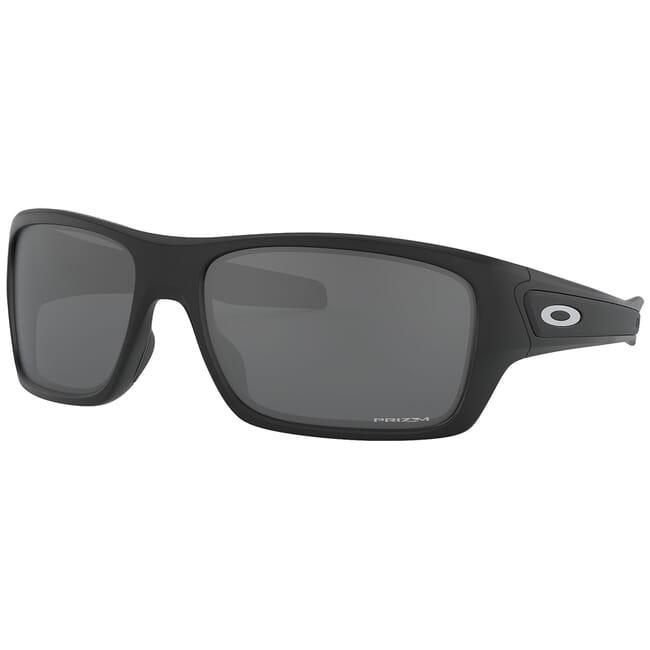 Oakley Turbine Matte Black w/PRIZM Black Lenses OO9263-4263