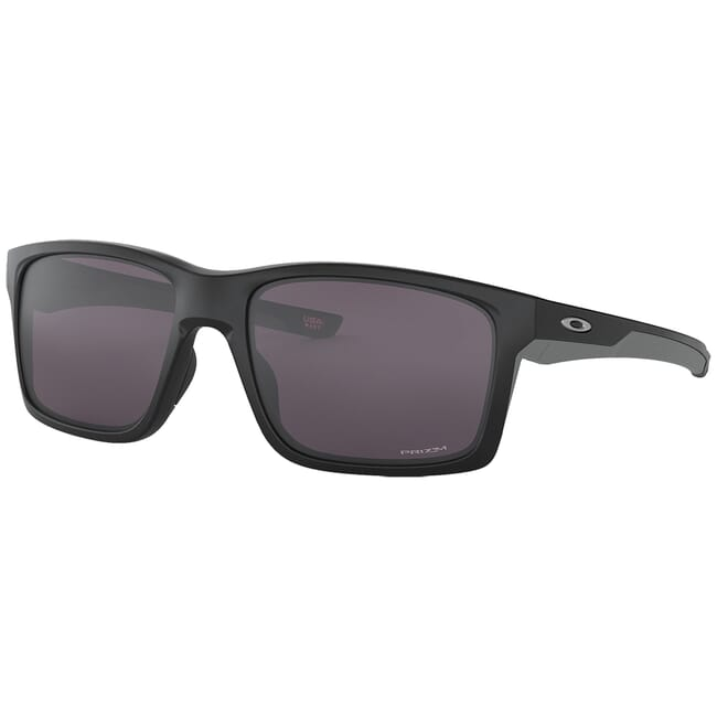 Oakley Mainlink XL Matte Black w/PRIZM Grey Lenses OO9264-4161