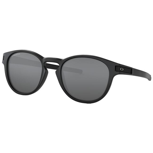 Oakley Latch Matte Black w/PRIZM Black Lenses OO9265-2753