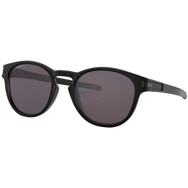 Oakley Latch Matte Black w/PRIZM Grey Lenses OO9265-5653