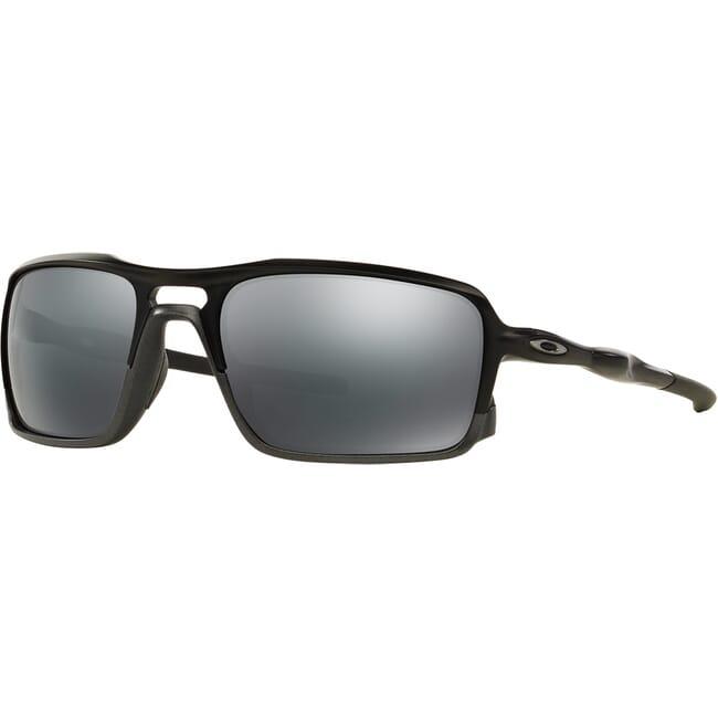 Oakley Triggerman Matte Black w/Black Iridium Lenses OO9266-01
