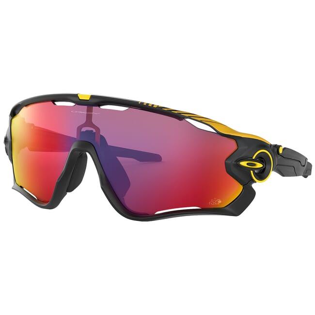Oakley Jawbreaker Tour de France Matte Black w/PRIZM Road Lenses OO9290-4331