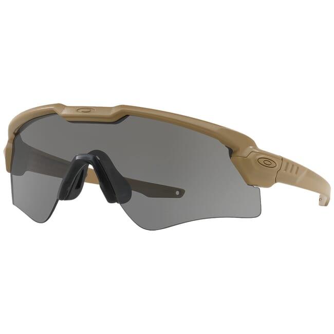 Oakley SI Ballistic M Frame ALPHA TAN w/Grey Lenses OO9296-06