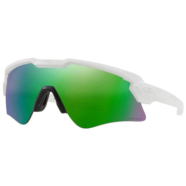 Oakley SI Ballistic M Frame ALPHA White w/PRIZM Jade Lenses OO9296-08