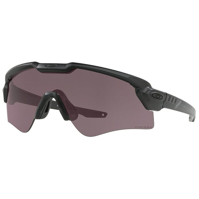 Oakley SI Ballistic M Frame ALPHA Black w/PRIZM Grey Lenses OO9296-1644