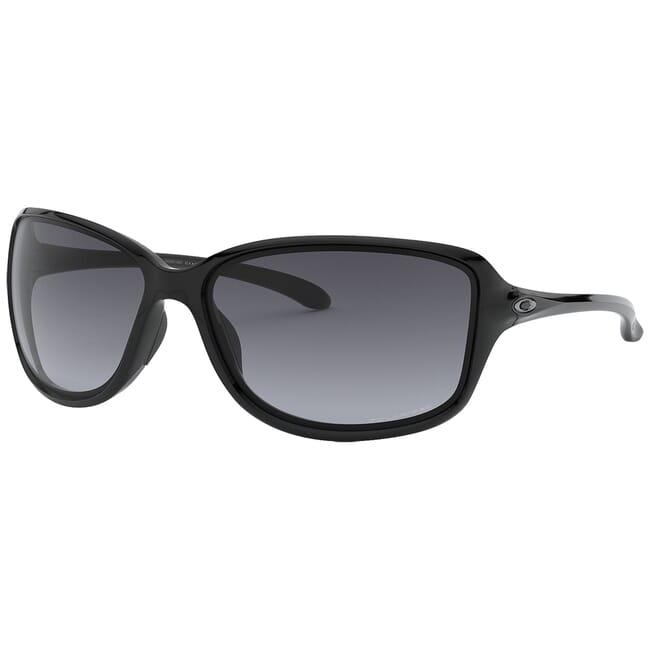 Oakley Cohort Polished Black w/Grey Grad Polished Lenses OO9301-04