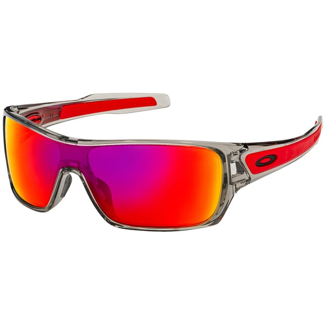 Oakley Turbine Rotor Grey Ink w/Ruby Irdium Lenses OO9307-03