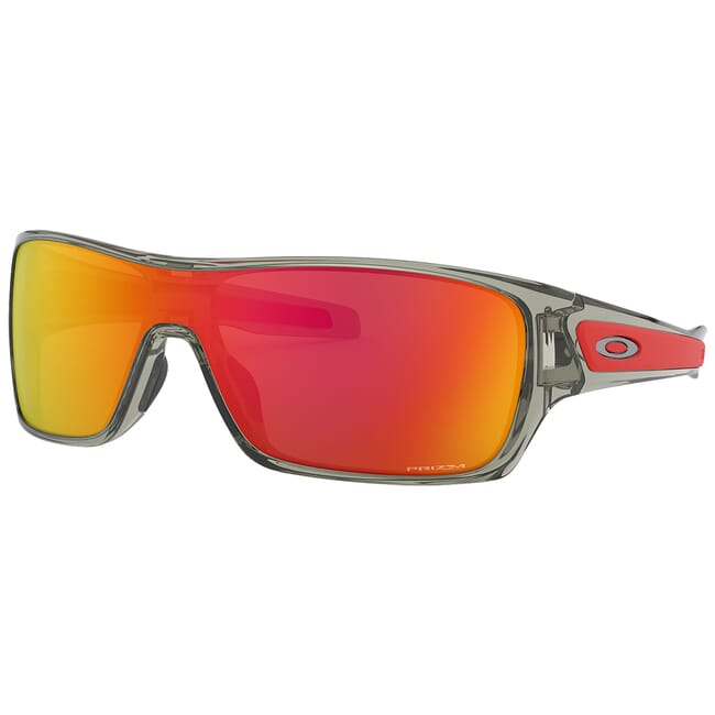 Oakley Turbine Rotor Grey Ink w/PRIZM Ruby Lenses OO9307-2432