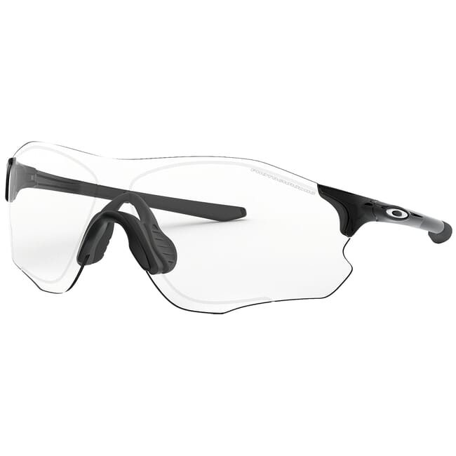 Oakley EVZero Path Polished Black w/Clear to Black Photochromic Lenses OO9308-1338