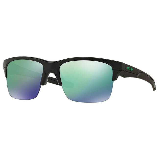 Oakley Thinlink Matte Black w/Jade Iridium Lenses OO9316-09