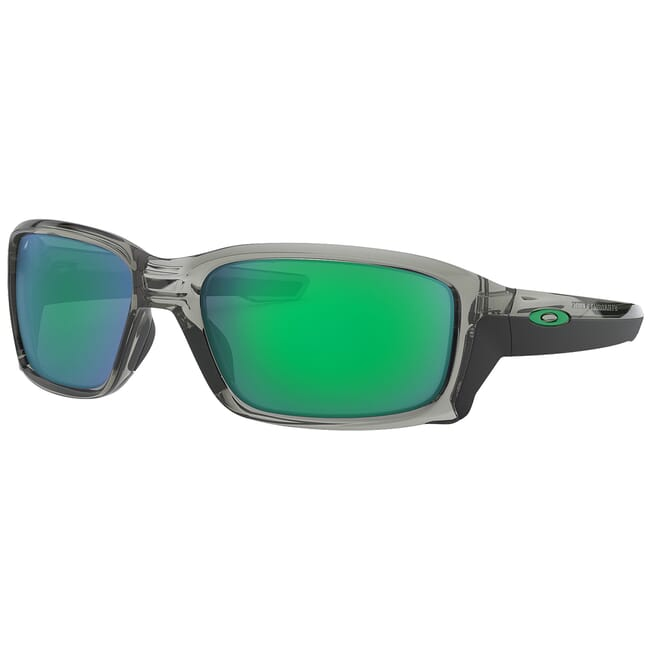 Oakley Straightlink Grey Ink w/Jade Iridium Lenses OO9331-03