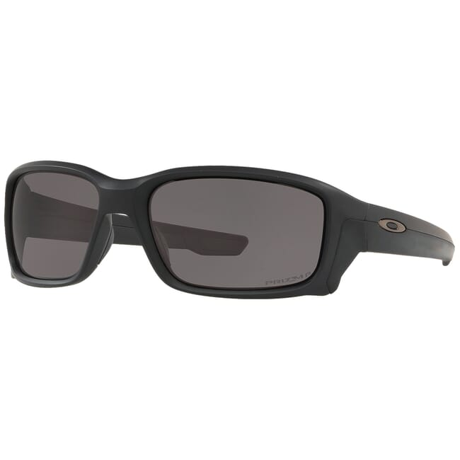 Oakley SI Straightlink Matte Black w/PRIZM Grey Polarized Lenses OO9331-2158