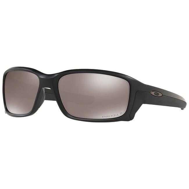 Oakley SI Straightlink Matte Black w/PRIZM Black Polarized Lenses OO9331-2458