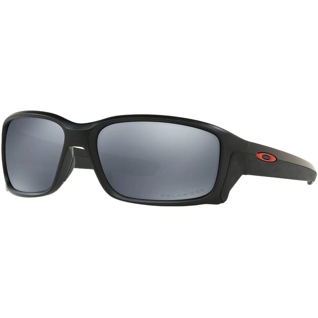Oakley SI Straightlink Matte Black w/Black Iridium Polarized Lenses OO9331-2558