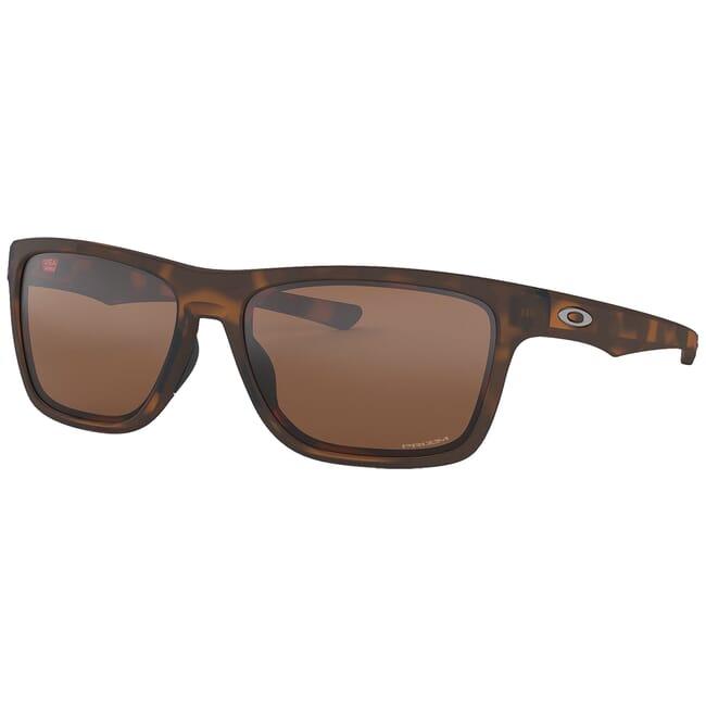 Oakley Holston Matte Brown Tortoise w/PRIZM Tungsten Lenses OO9334-1058
