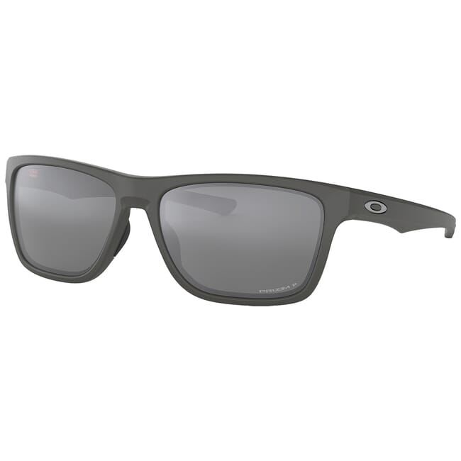 Oakley Holston Matte Dark Grey w/PRIZM Black Polarized Lenses OO9334-1158