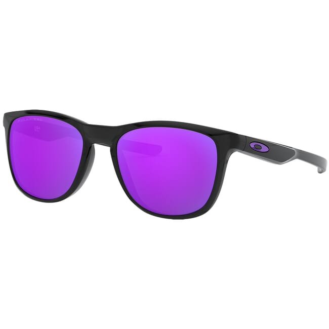 Oakley Trillbe X Polished Black Ink w/Violet Iridium Polarized Lenses OO9340-03