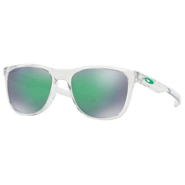 Oakley Trillbe X Polished Clear w/PRIZM Jade Lenses OO9340-1752