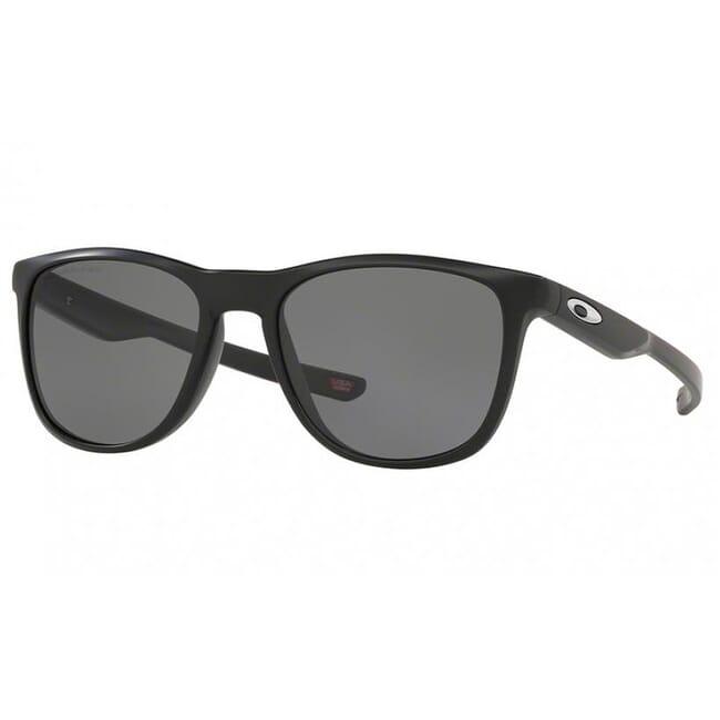 Oakley Trillbe X Matte Black w/Grey Polarized Lenses OO9340-2052