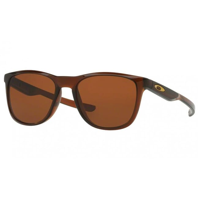Oakley Trillbe X Polished Rootbeer w/Bronze Polarized Lenses OO9340-2152